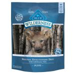 2x 24lb bags of Blue Wilderness Puppy Food $69