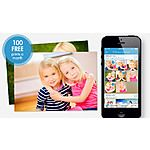 "Snapfish App: 100 4"" x 6"" Photo Prints Free + FS"