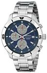 Seiko Men's SKS415 and SKS413 Stainless Steel Watch $70