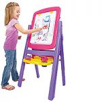 Imaginarium Double-Sided Flip & Fold 4-In-One Easel $20