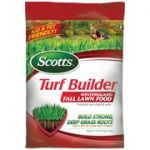 Scott's Turf Builder Winterguard Fall Lawn Food $12 (Walmart Pickup only)