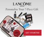 Lancome - Free 7pc Gift Set + Free Shipping w/ $60 Purchase