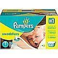 2 Cases of Pampers or Huggies Diaper + $10 Target Gift Card $47.48