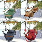 Hammock Hanging Chair Air Deluxe Sky Swing Outdoor Chair $25