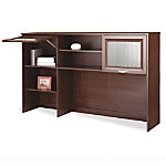 "Office Depot and OfficeMax - 25% off 1 item: Realspace Magellan Collection Hutch (33 5/8""H x 58 1/8""W x 11 5/8""D) $60"