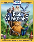 Rise of the Guardians (Three-Disc Combo) + 1 Movie Ticket $10