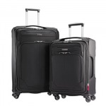 Samsonite HiLite 2 Piece Softside Spinner Set $110