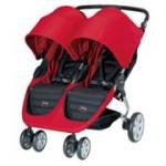 Britax B-Agile Double Stroller + $40 Kohl's cash $249