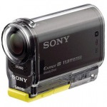 Sony HDR-AS30V HD POV Action Camcorder $140, AS15 Camcorder $110