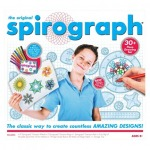 Original Spirograph Kit with Markers $15