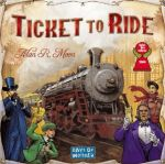 Ticket To Ride (Board Game) $30