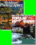 DiscountMags - Popular Photography & Outdoor Photographer Bundle $8.50/yr, Rolling Stone (3-years) $12