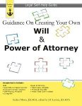 Guidance On Creating Your Own Will & Power of Attorney: Legal Self Help Guide (Free Kindle Book)