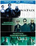 The Matrix Trilogy (Blu-ray) $13.89