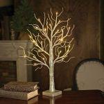 Kohls - Glitter LED Tree Decor $13, 7-Ft Pre-Lit Artificial Christmas Tree $58 and more