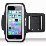 Mpow Running Sport Sweatproof Armband Case + Key Holder $9