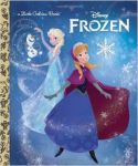 Frozen Little Golden Book Hardcover + Free $2.00 Book Credit. $2.17 and more