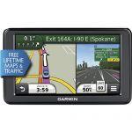 "Garmin nuvi 2555LMT 5"" GPS w/ Lifetime Map & Traffic $95"