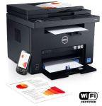 Dell C1765nfw Color Laser Multifunction Printer $140