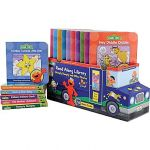 Sesame Street Read Along Library 16 Board Book Set $18 and more