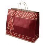 "100 Christmas Gift Bags, 16"" x 6"" x 13"", $17.80 + FS"