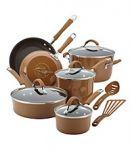 Bon Ton - $50 off $100 (regular + sale items):  Rachael Ray Cucina 12-pc. Hard Enamel Nonstick Cookware Set + Oven Lovin rectangular baker $80 AR