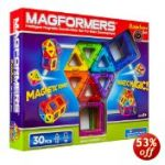 Up to 53% off Select Magformers Toys at Amazon