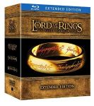 Lord of the Rings Trilogy Extended Edition Blu Ray $30 & more