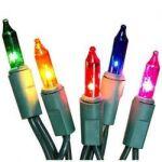 100-Light Multi-Color Mini Light Set $1.88 + pickup