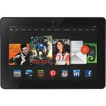 """Amazon Kindle Fire HDX 7"""" WiFi Tablet w/ Special Offers: 16GB $129 or 32GB $169 + FS"""