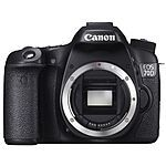 Canon EOS 70D DSLR (Refurbished) w/ 18-55mm $750, w/ 18-135mm $800, Body Only $650 + FS