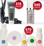 Beauty.com - Free Origins Mask + PTR Eye Cream w/ $25 purchase & more