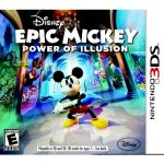 Epic Mickey: Power of Illusion (Nintendo 3DS) $7