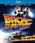 Back to the Future: 25th Anniversary Trilogy [Blu-ray] $15
