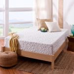 "Spa Sensations Theratouch Memory Foam Mattress (Twin - Cal King): 12""  from $169, 8"" from $129, frame from $49"