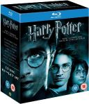 Harry Potter The Complete 8-Film Collection Blu-ray Region Free $28