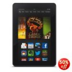 50% Off Kindle Fire HDX 4G LTE Tablets, from $139 at Amazon