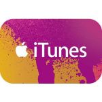 $100 iTunes Gift Card (email delivery) for $80