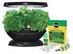 Miracle-Gro AeroGarden 7-Pod LED Indoor Garden with Gourmet Herb Seed Kit $100 (50% off)
