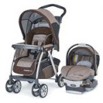 Chicco Cortina Stroller + KEYFIT 30 infant car seat + base $200