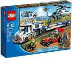 LEGO City Helicopter Transporter 60049 $35