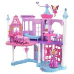 Barbie Mariposa and The Fairy Princess Castle Play Set $20