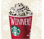 Starbucks - 50% Off Peppermint Mocha (12/20)
