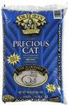 40-pound Precious Cat Ultra Premium Clumping Cat Litter $14