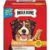 10-lb. Milk Bone Original Medium Dog Biscuits $8.99
