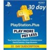 1-Month PlayStation Plus Subscription (Digital Delivery Code) $3.29