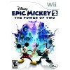 Disney Epic Mickey 2: Nintendo Wii $4.99