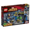 LEGO Superheroes 76018 Hulk Lab Smash $40