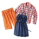 Target - 40% Off Kids Apparels In store Coupon