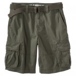 Men's Merona and Mossimo Supply Co. Shorts (various colors) from $9